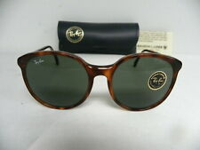 New Vintage B&L Ray Ban Traditionals Trish Tortoise 56mm W0346 NOS