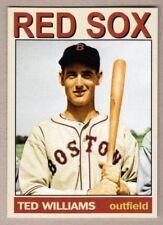 Ted Williams '41 Boston Red Sox .406 batting avg Monarch Corona Private Stock #2