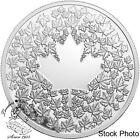 Canada: 2013 $3 Maple Leaf Impression Pure Silver Coin