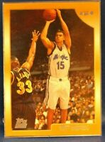 MATT HARPRING 1998-1999 TOPPS BASKETBALL ROOKIE CARD # 157 B0636