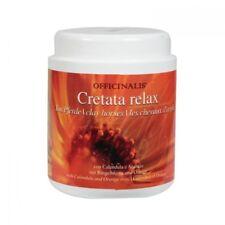 Cretata Relax OFFICINALIS flogestina calendula caolino 1.5 kg gambe impacco