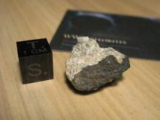 Meteorite NWA 13149 - Eucrite, Igneous rock with ophitic texture (Crsuted)