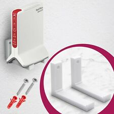 Repeater Wandhalterung Router Halter für Fritzbox Mesh 3000 und Fritzbox 6820