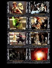 2017 Star Wars 40th Anniversary 200 card base set +WRAPPER