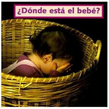 Photoflaps: Dónde está el Bebé? by Cheryl Christian (2000, Board Book)