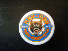 Official Neo Geo Pin Back Button Vintage Video Store Bigger Badder Better