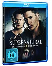 SUPERNATURAL DIE KOMPLETTE STAFFEL / SEASON 7 BLU-RAY DEUTSCH