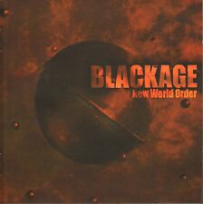 Blackage - New World Order   CD     !!! NEU !!!