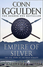 Empire of Silver by Conn Iggulden (Hardback, 2010)