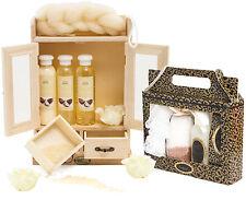 BRUBAKER 'Shea Butter Vanilla' 15 Pcs. Bath Set Xmas Gift for Her Ladies Women