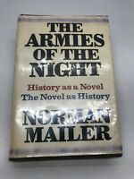 The Armies of the Night by Norman Mailer 1968 First Edition.