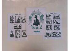 """+ REGU - Laubsägevorlagen Buch """"Tiere aus der Natur 2"""" einfache Motive zum sägen"""