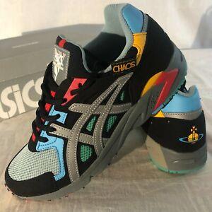 Asics x Vivienne Westwood Gel DS Trainer Men's Size 7.5 Reflective Run Shoes NIB