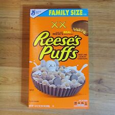 Reese's Puffs Kaws Cereal Collector's Item *Rare*