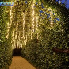 New Christmas  Garland  Led String Lights For Wedding Party Garden Decor Curtain
