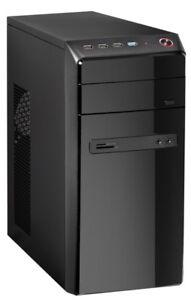 Desktop PC Intel Pentium G4560 ,8GB RAM,240Gb SSD,USB 3, VGA/DVI/HDMI -Win10 Pro