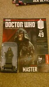 Eaglemoss Doctor Who figurine collection - #49: THE MASTER (the deadly assassin)