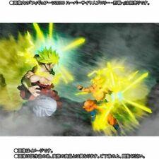 Dragon Ball Super Saiyan Son Goku Vs Broly Bandai Tamashii Figuarts Zero New