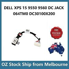 DC POWER JACK CABLE FOR Dell XPS 15 9530 9550 9560 64TM0 P56F Precision 5510