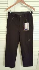 Cloudveil m inertia guide pants black small NWT