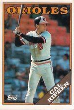 1988 Topps Cal Ripken Baltimore Orioles #650