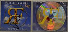RAINHARD FENDRICH - SENZA PESO - ORIGINALE FIRMATO CD (T731)