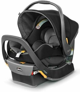 Chicco KeyFit 35 ClearTex Infant Car Seat Shadow NEW