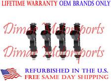Lifetime Warranty FITS MAZDA 5 2008-2010 2.3L Fuel Injector Set of 4