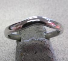 Ring Band size 10 Make Offer Men's Tiffany & Co. Platinum Kink