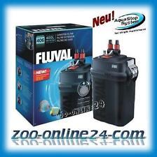 Fluval 406 Aquarium-Außen-Filter bis 400 Liter; A-217: (vorher 404-405)