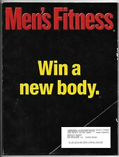 October 2006 issue of Men's Fitness Magazine-Win a New Body!