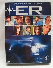 ER The Complete Fourth Season DVD Set BRAND NEW