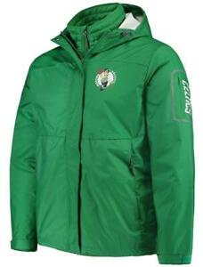NWT G-III Sports Carl Banks Boston Celtics Acclimation 3 In 1 Systems Jacket *E8