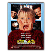HOME ALONE Macaulay Culkin METAL SIGN WALL PLAQUE Retro Poster Print
