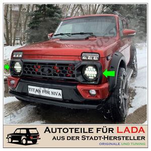 Radiator Grille TITAN Lada Niva (Taiga, 4x4, Urban)
