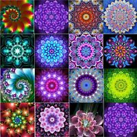 Full Drill DIY Flower 5D Diamond Painting Embroidery Cross Stitch Kit Room Decor