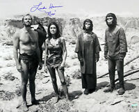 1968 Linda Harrison Planet of the Apes Signed LE 16x20 B&W Photo (JSA) (1)