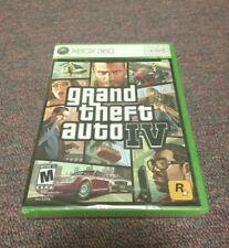 Grand Theft Auto IV (Microsoft Xbox 360, 2008) GTA IV