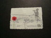 2011 Australia Self Adhesive Post Stamps~Rememberance Day~Fine Used, UK Seller
