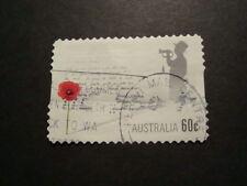2011 Australia Self Adhesive Post Stamps~Rememberance Day~Fine Used, UK Seller