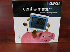CLIPSAL CENT A METER - CM113A - WIRELESS ENERGY  ELECTRICITY  MONITOR