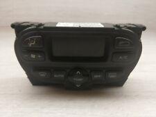 A292 Peugeot 206 Heater Climate Control Panel 96430550XT 216779202 OEM