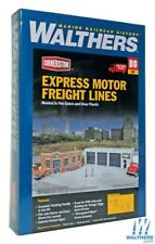Walthers #933-4049  Express Motor Freight Lines  - Building kit HO Scale 1:87