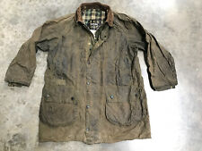 wax barbour jacket Gamefair Green 40 Inch Chest Large L