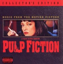 PULP FICTION COLLECTOR'S EDITION CD ALBUM SOUNDTRACK (2002)