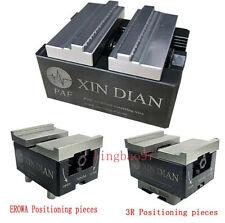 New Cnc Edm Erowa 3r Cnc Self Centering Vise Electrode Fixture Machining Tool