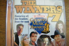 CD The Winners 7  From 1999 Country Music Awards Of Australia  2 Disc Set