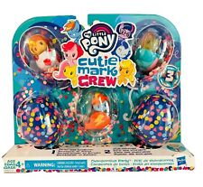 My Little Pony Cutie Mark Crew Championship Party MLP 5 Pack BRAND NEW