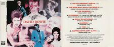 David Bowie - So far...1990 - CD Maxi 6 titres - Promo
