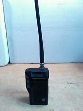 GE PCS VHF Portable Hand-Held Radio 150-174Mhz #PC1H3A08 Tested/Works